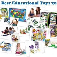 Top 15 Educational Toys for 2012