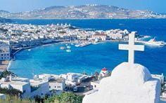 Mykonos Greece #Mykonos #Greece