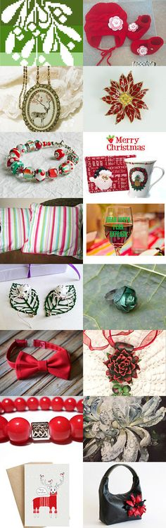 Christmas is coming! by Penny Sebring on Etsy--Pinned with TreasuryPin.com