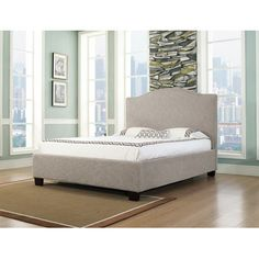 dCOR design Venice-X Panel Bed | Wayfair