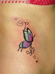 Free Small Butterfly Tattoos - Designs and Ideas