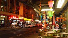 China Town New York City
