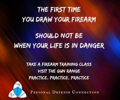 """If you carry, you need to know your firearm inside and out. You need practice with it regularly (at the gun range :-) ). And you need to clean it regularly. If you're counting on it for self defense, you need to keep it """"tuned up."""" And you need to be very comfortable using it. Otherwise, you might not only put yourself in danger, but others around you, should you have to use it when danger strikes.     #armedselfdefense #selfdefense #concealedcarry #firearmsafety #practice #mindset"""
