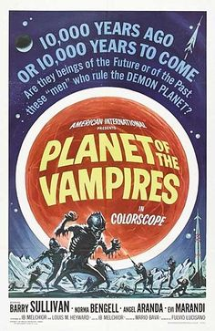 I really think I gotta see this movie. Those are some big vampires.