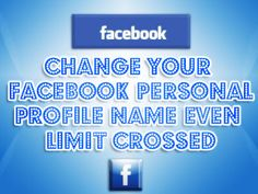 how to change my display name on facebook