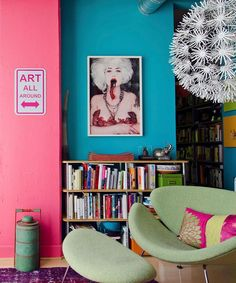 Top Bloggers Share 10 Foolproof Ways To Bring Color Home