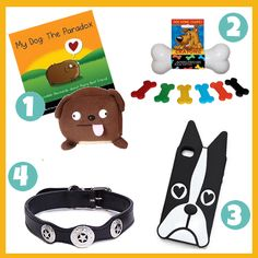 Love these great dog lover things.  Especially the dog crayons!