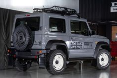 My Dream Car, Dream Cars, Jimny Suzuki, Suzuki Cars, Kei Car, Mini Trucks, Jeep 4x4, Custom Wheels, Car Brands