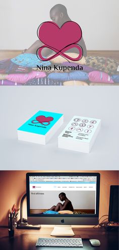 Nina Kupenda is a yoga and lifestyle brand in London