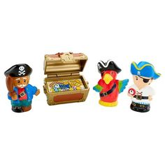 Fisher-Price Little People Pirate Buddy Pack : Target