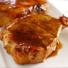 Slow cooker teriyaki pork chops.Pork chops with ginger and teriyaki sauce cooked in slow cooker.Very easy and delicious pork recipe.