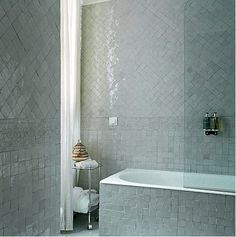 terra cotta tiles - Ann Sacks Idris