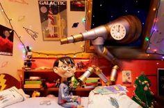 """Escaparates de Navidad 2014: escaparates """"encantados"""" en Nueva York… #Macys #christmas"""
