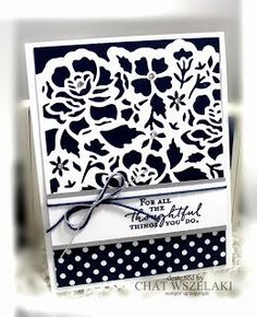Floral Phrases (Me,My Stamps and I)