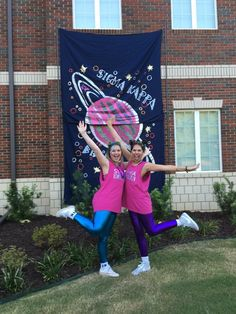 Fall 2016 Out of This World Bid Day