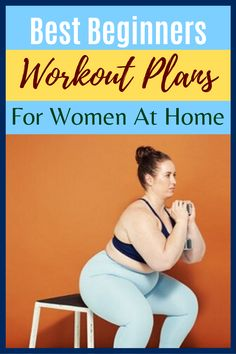 Best Beginners Workout Plans For Women At Home That Is Easy And Quick To Do. #fitness #workout #beginnersworkout #bodybuilding #womenfitness #wellness Easy Daily Workouts, Beginner Workout At Home, Workout Plan For Beginners, At Home Workouts, 7 Day Workout Plan, Workout Plan For Women, Workout Plans, Exercise Plans, Bodybuilding For Beginners