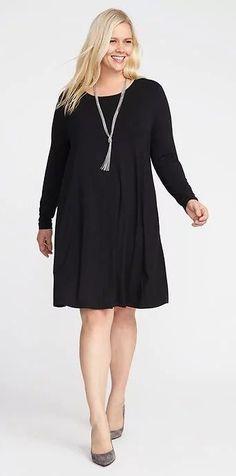 d4ce7ffc178 Styling Plus Size Apple Shapes - Plus Size Fashion for Women -  alexawebb.com Stylish