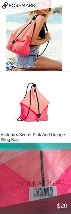 Victoria Secret Sling bags Sling bag New original online packaging Victoria Secret Bags Backpacks