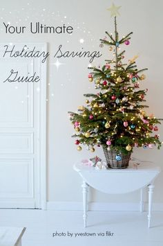 Ultimate Holiday Savings Guide Part 1