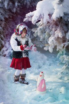 *Морозко* by Oxana Alexandrova, via 500px