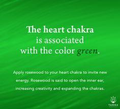 The Heart Chakra | www.tazekaaromatherapy.com
