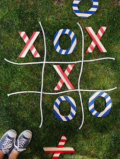 15 Fun + Festive Lawn Games for of July Weekend Bring along this little game to your neighborhood July block party, and get ready for it to be an instant hit. 4th Of July Celebration, 4th Of July Party, Fourth Of July, 4th Of July Ideas, Lawn Games, Backyard Games, Backyard Bbq, Backyard Birthday, Games Fo