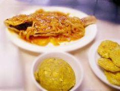 Pescao Frito con Mojo Isleño - Recetas Puertoriqueñas - Puerto Rican Recipes
