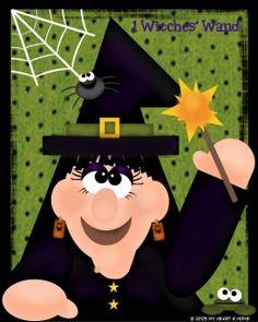 Adorable Halloween scavenger hunt... count down to 12 days of Halloween #Halloween