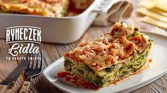 Lasagne Ze Szpinakiem I Pomidorami Przepis Recipe Cooking Recipes Food Lasagne
