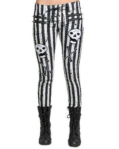 Moto Jeans Striped Skulls available in the #inkedshop visit us online at  www.inkedshop.com/ready-to-rumble-guys-design-unisex-hoodie-by-cartel-ink.html