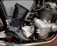 Bike enthusiasts and adventure lovers often daydream about having the best pair of boots. Sometimes it seems impossible to get the perfect footwear. However now it is possible to get Custom Boots made exclusively as per the buyers' specifications.