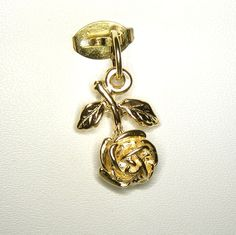 Buy Rose Charm (chr-1965) online at Chain Me Up