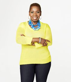Life coach Iyanla Vanzant shows you how to go with your gut instead of putting up with less than you deserve.