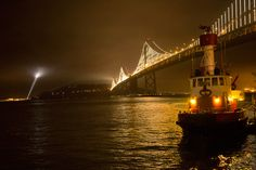 July 4th 2014 Bay Bridge by KISSINDREgrace