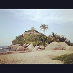Paradise #Tayrona #Colombia #Travel Colombia Travel, South America, Dolores Park, Paradise, Country, Places, Beautiful, Rural Area, Country Music