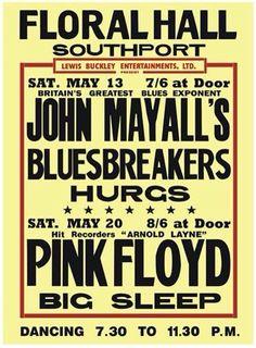 1967 Pink Floyd...♔..
