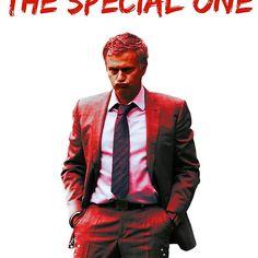 Jose Mourinho The Special one (T-shirt, Phone Case & more)