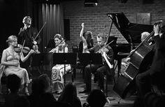 A Hip Basement Plays Host to Mozart and Mendelssohn - NYTimes.com