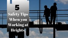 Whenever you or your staff is still working at heights, security precautions turned into a necessity. A good deal of  accidents and work-related deaths could be avoided with some due diligence. Fall Arrest System, Security Equipment, Work Site, Diligence, Still Working, Safety Tips, You Are Awesome, Body Weight, Workplace