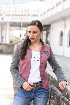 Pink, Blazer, Sweaters, Style, Fashion, Crests, Linen Fabric, Model, Woman