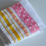 43 Cute & Crafty Dish Towels To Make(from sewing to crochet to embroidery to stamping :))