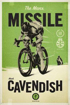 Retro Cycling Inspiration