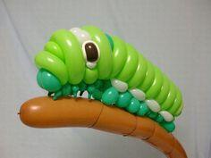 animal balloon art