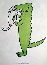 lyle lyle crocodile - Google Search