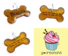 LOTR Inspired Bronze Bone Dog Tag ID by GabriellesCreations