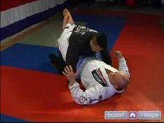 Beginning Jujitsu Moves : Kimura Lock from the Guard Position in Jujitsu
