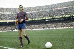 """""""Esto es fásil"""" (Johan Cruyff, 1947-2016)"""