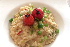 Risotto, ein schmackhaftes Rezept aus der Kategorie Reis/Getreide. Bewertungen: 89. Durchschnitt: Ø 4,4.