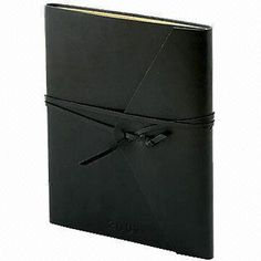 Regular Notebook, Customer's Specifications are Accepted, Cover Made of PU