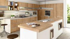 Küchenkonfigurator  keuken realisatie 3 - Varia - Krefel Keukens   kitchen   Pinterest ...